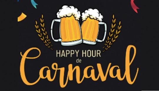 HAPPY HOUR DE CARNAVAL!