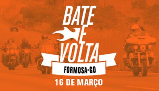 BATE&VOLTA – FORMOSA/GO