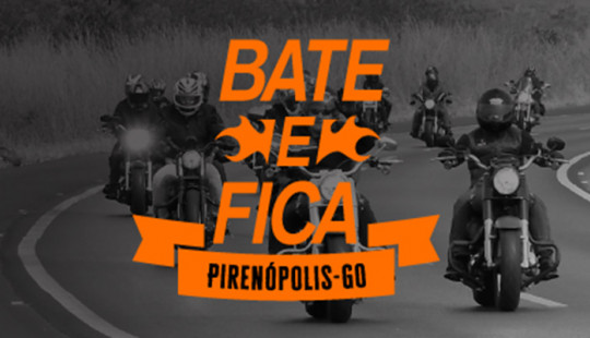 BATE E FICA PIRENÓPOLIS (GO)