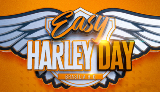 EASY HARLEY DAY