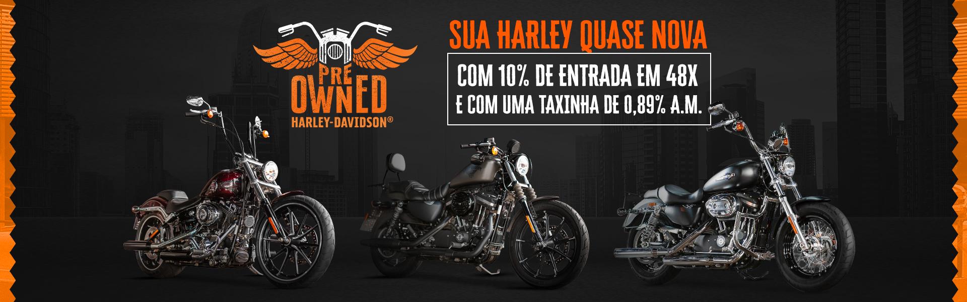 Ofertas - Brasília Harley-Davidson®