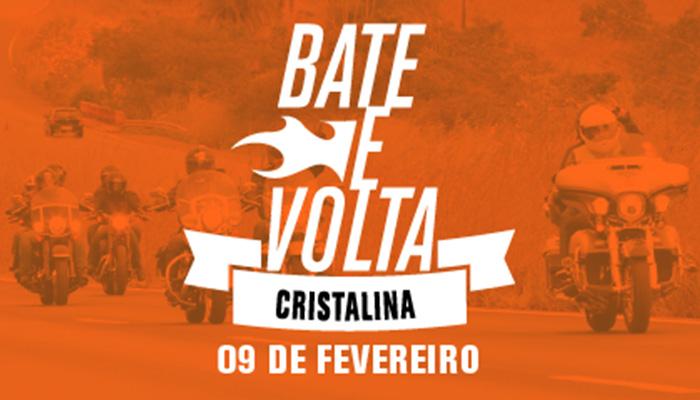 BATE&VOLTA CRISTALINA