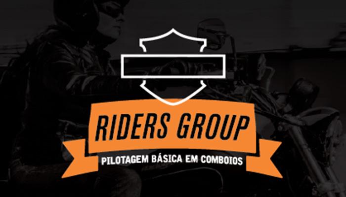 RIDERS GROUP PILOTAGEM BÁSICA EM COMBOIOS