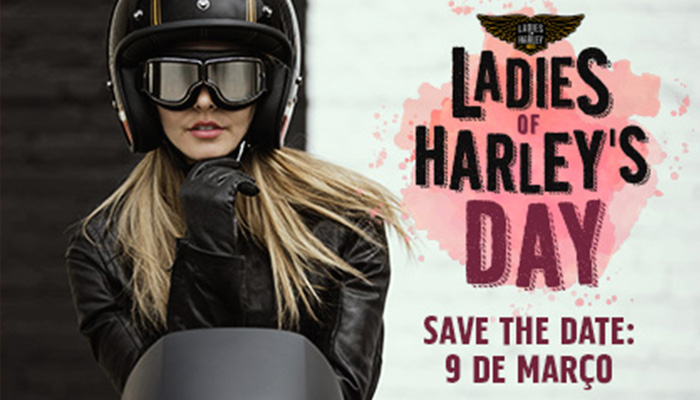 LADIES OF HARLEY'S DAY