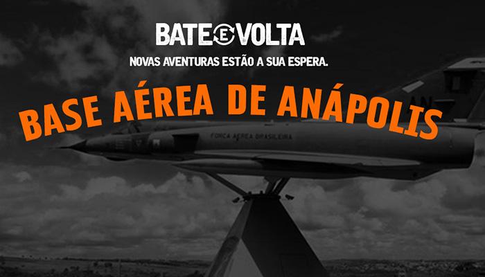 BATE & VOLTA ANÁPOLIS