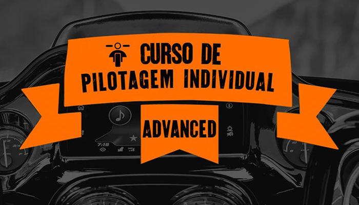 CURSO TECHNICAL RIDER ADVANCED 2019